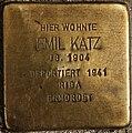 Stolperstein Göppingen, Emil Katz.jpg