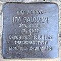 Stolperstein Hektorstr 9 (Halsee) Ida Salomon.jpg