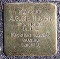 Stolperstein Köpenicker Str 59 (Altgl) Auguste Hengst.jpg