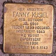Stolperstein LB Fanny Kusiel.jpg
