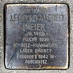 Stolperstein Leopold Alfred Meier Müllheim.jpg