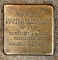 Stolperstein Lottumstr 7 (Prenz) Martha Sussmann.jpg
