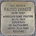 Stolperstein für Fausto Iannotti (Rom).jpg
