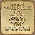 Stolperstein für Manuel Marques Pons (Ciutadella).jpg