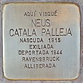 Stolperstein für Neus Catala Palleja (Els Guiamets).jpg