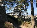 Stone wall and Northeast Turret of Shimabara Castle.jpg