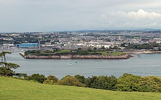 Stonehouse, Plymouth historical town in Devon, Cornwall, England; part of Plymouth