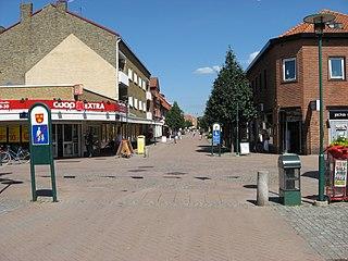 Svedala Place in Skåne, Sweden