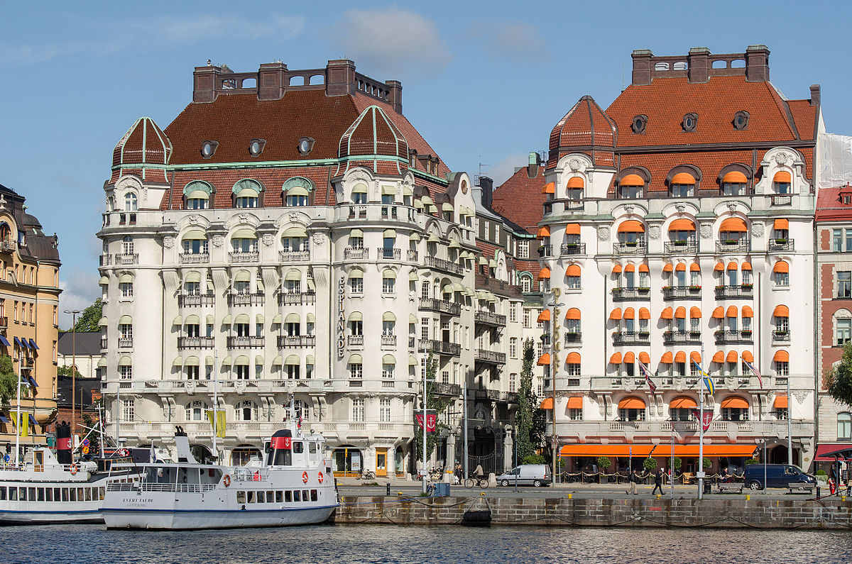 Strand Hotell Stockholm