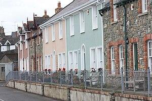Strangford - Image: Strangford (01), August 2009