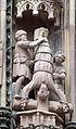 Strasbourg, cathédrale, crucifixion de St Pierre.jpg