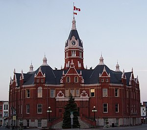 Stratford, Ontario - City Hall
