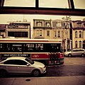 Streetcar outside AGO July 2011.jpg