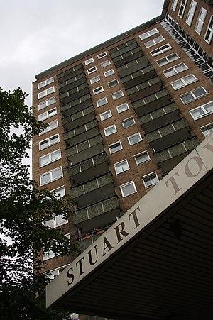 Soad Hosny - Image of Stuart tower