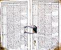Subačiaus RKB 1832-1838 krikšto metrikų knyga 150.jpg