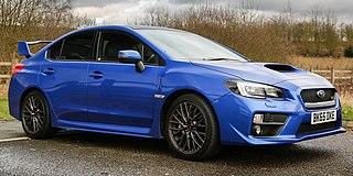 Subaru WRX Motor vehicle