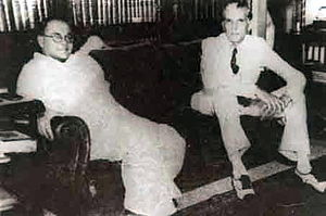 Subhash Chandra Bose and Jinnah of Muslim Leag...
