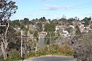 Suburban Katoomba, New South Wales