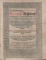 Suevus - Arithmetica Historica, 1629 - 4721743.tif