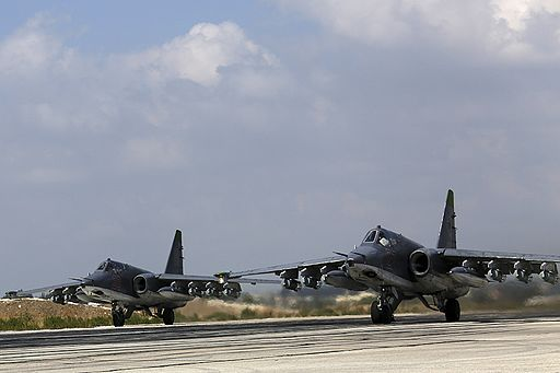 Sukhoi Su-25 at Latakia (11)