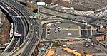 Sullivan Square station aerial, November 2015.JPG