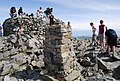 Summit Cairn, Scafell Pike - geograph.org.uk - 1330153.jpg