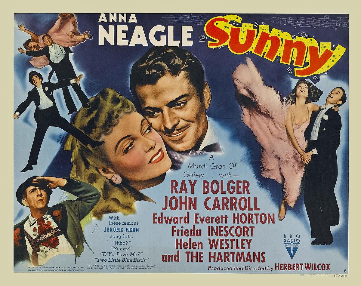 sunny  1941 film