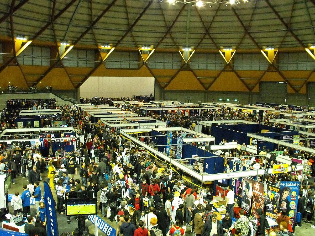 Supanova Expo  Wikipedia