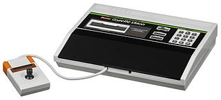 Super Cassette Vision third-generation home video game console released by Epoch Co. in 1984