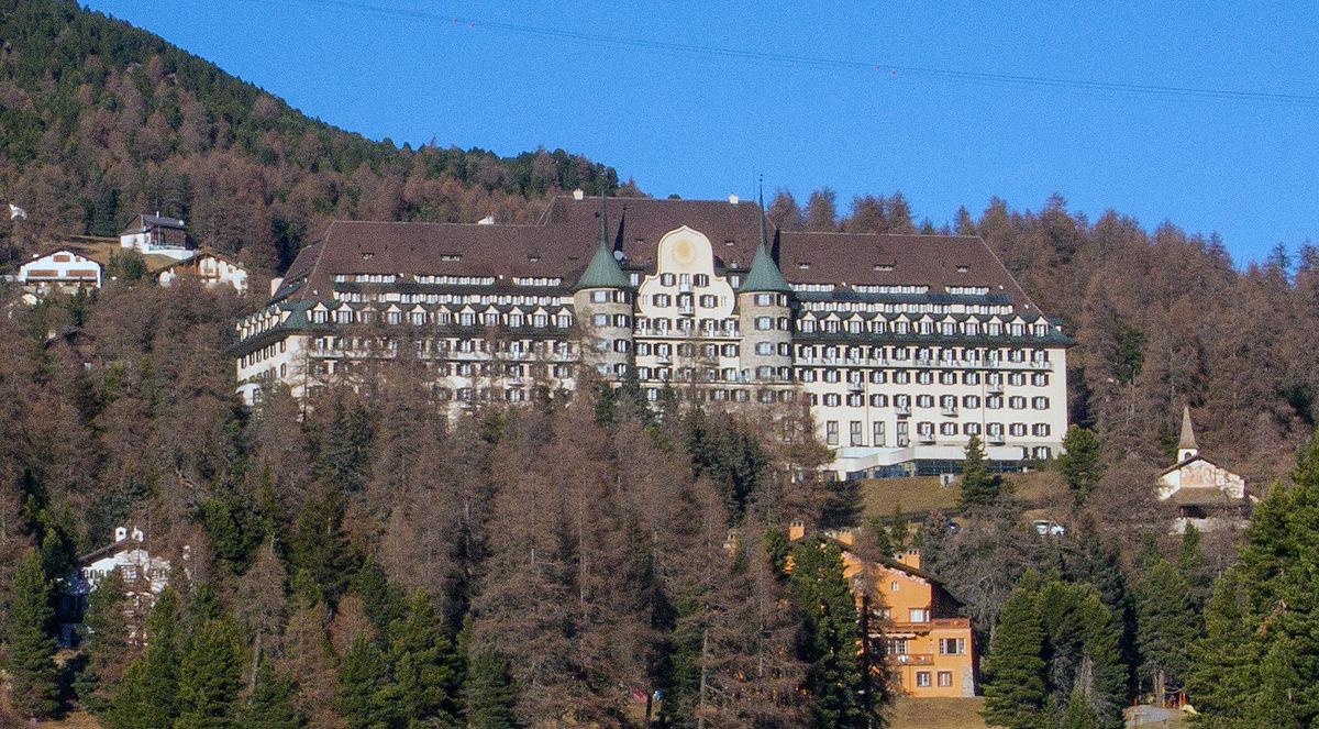 Hotel Piz St Moritz