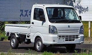 Suzuki Carry Japanese Kei Truck