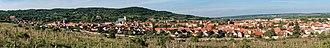 Svätý Jur - A panoramatic view of Svätý Jur