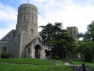 Swaffham Prior village in the United Kingdom