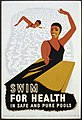 Swim for health in safe and pure pools LCCN98518824.jpg