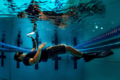 Swimming drill at dive requalification course.png