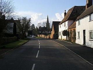 Swineshead, Bedfordshire farm village in the United Kingdom