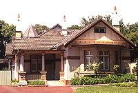 St Ellero, Burwood, Sydney, Australia