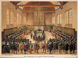 Synod of Dort - The Synod of Dort