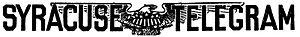 Syracuse Telegram - Image: Syracuse telegram 1922 0915