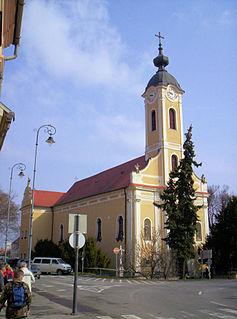 Bonyhád Town in Tolna, Hungary