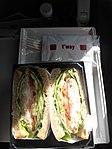 T'way Airlines Tuna Sandwich.JPG