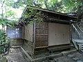 Tōhaku-tei (Akiko Yosan's study) - Kurama-dera - Kyoto - DSC06680.JPG