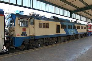 TCDD E 43000 - TCDD E43032 at Haydarpaşa