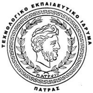 Technological Educational Institute of Western Greece - Seal of TEIPAT.