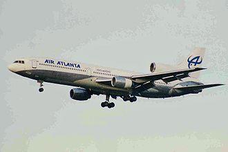 Air Atlanta Icelandic - A former Air Atlanta Icelandic Lockheed L-1011-500
