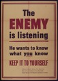THE ENEMY IS LISTENING - NARA - 515588.tif
