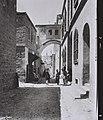 "THE VIA DOLOROSA IN THE OLD CITY OF JERUSALEM. (COURTESY OF AMERICAN COLONY) ה""ויה דולורוזה"" בעיר העתיקה בירושלים.D826-073.jpg"