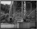 TRUSS SEAT AT SOUTH PIER - Dearborn River High Bridge, Spanning Dearborn River, Augusta, Lewis and Clark County, MT HAER MONT,25-AUG.V,1-10.tif