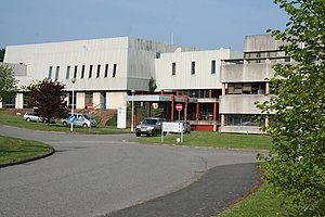 Culverhouse Cross - ITV Wales studios