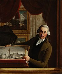Portret van Gerrit van der Pals